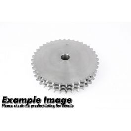 BS Pilot Bore Triplex Plate Wheel 12B-76