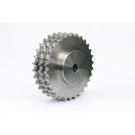 BS Pilot Bore Triplex Plate Wheel 20B-36