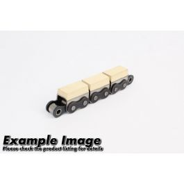 BS Roller Chain With Rubber Element Attachment 12B-2/UG2