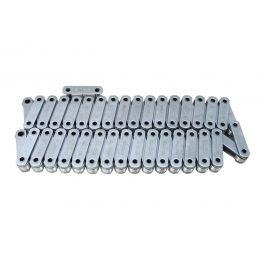 "3.5"" 6000lbs Conveyor Chain Type C (ZC40) - 58p incl CL (5.16m)"