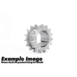 BS Taper Bore Double Simplex Sprocket - 06B 18 Tooth