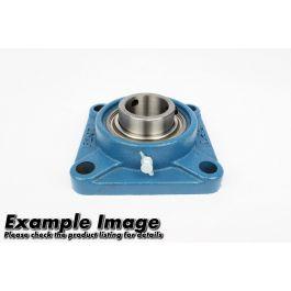 Triple Seal 4 bolt Flange Bearing Unit (Normal Duty) - UCF207 22