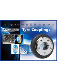 Tyre Coupling Wall Poster